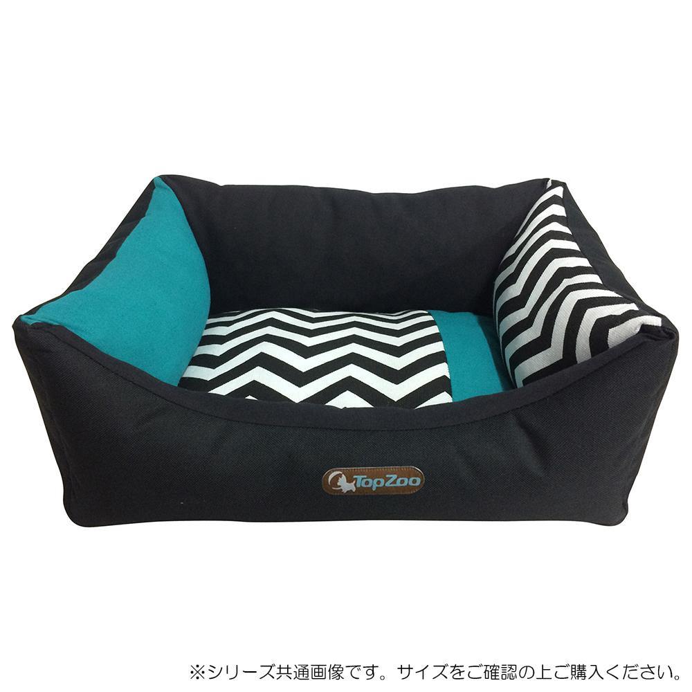 【送料無料】TopZoo ペット用ベッド ドゥドゥコージー イビザ L