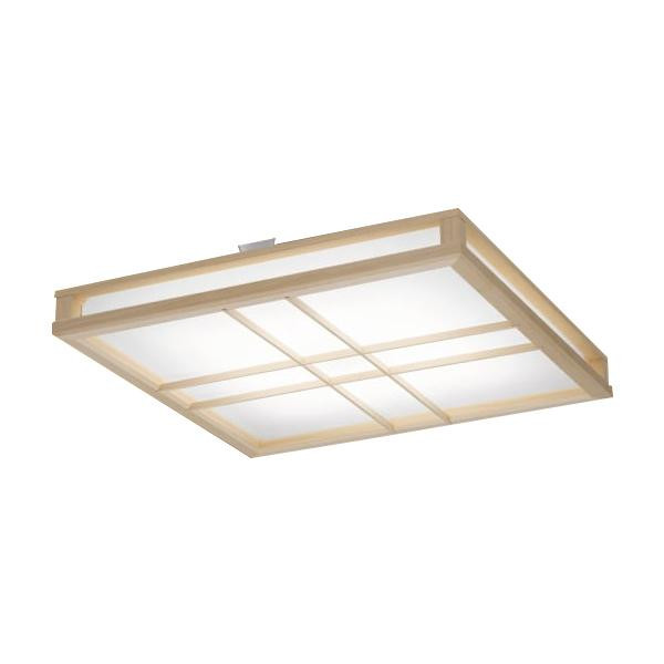 【クーポンあり】【送料無料】TAKIZUMI(瀧住)和風シーリングライト LEDタイプ EX10048 和室にピッタリのシンプルなシーリングライト。