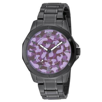【送料無料】AUREOLE(オレオール) S.P.F.W メンズ腕時計 SW-571M-6