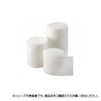 【クーポンあり】【送料無料】日本衛材 伸縮包帯 ニュートップウーリータイ 4裂 7.5cm×9m(伸長) 40巻 NE-2354