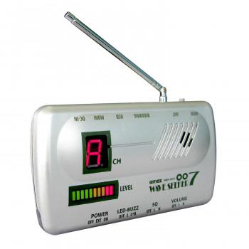 【クーポンあり】【送料無料】amex(アメックス) 盗聴発見器 ウェーブシーカー007 AMEX-B007