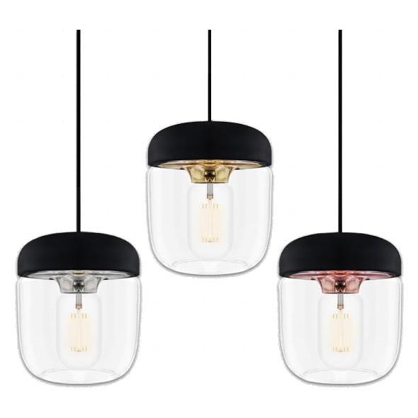 【送料無料】ELUX(エルックス) VITA(ヴィータ) Acorn(エイコーン) 1灯ペンダントライト ブラックコード シンプルなデザインが美しいペンダントライト♪