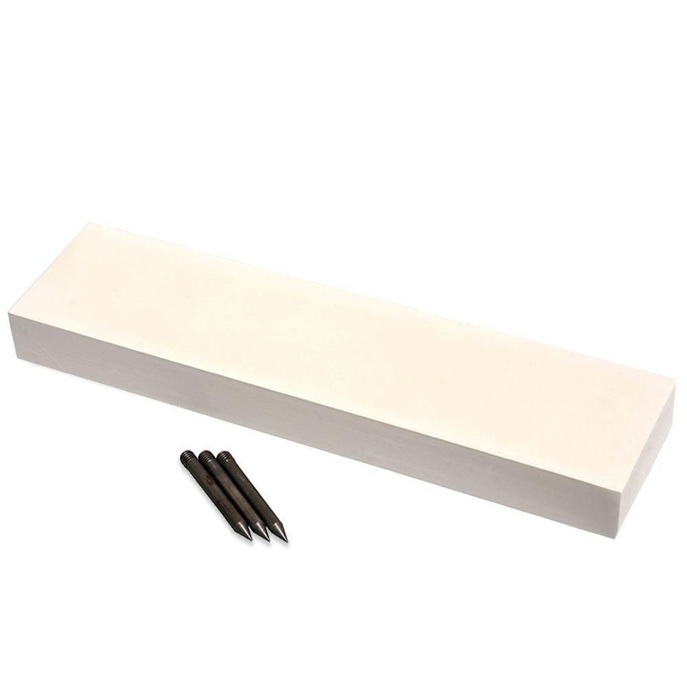 【クーポンあり】【送料無料】コクサイ KOKUSAI ピッチャープレート 一般用 60mm厚 3本釘付 1枚 RB560 タフな使い方をしても削れにくい!!