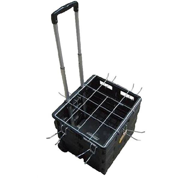 【クーポンあり】【送料無料】マルチカート SUPER e-BOX(スーパーイーボックス) BX84-09 バット・ボール・ヘルメットを一度に収納できる整頓ボックス。