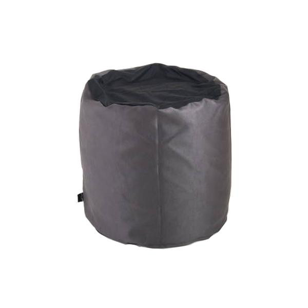 【クーポンあり】【送料無料】ワンズコンセプト オットマン リラックスチェア マース ブラック 40φ×40cm 300643