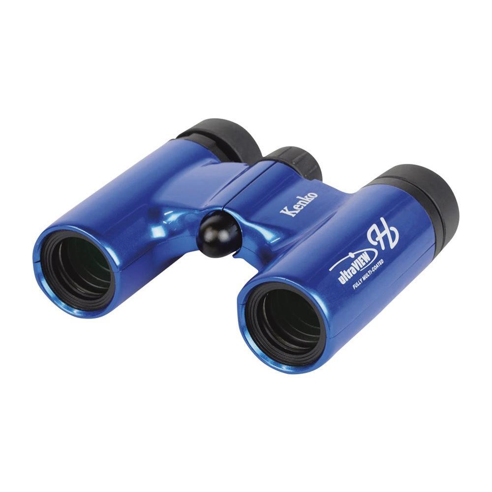 【クーポンあり】【送料無料】双眼鏡 ウルトラビューH 6×21DH FMC ブルー 071113