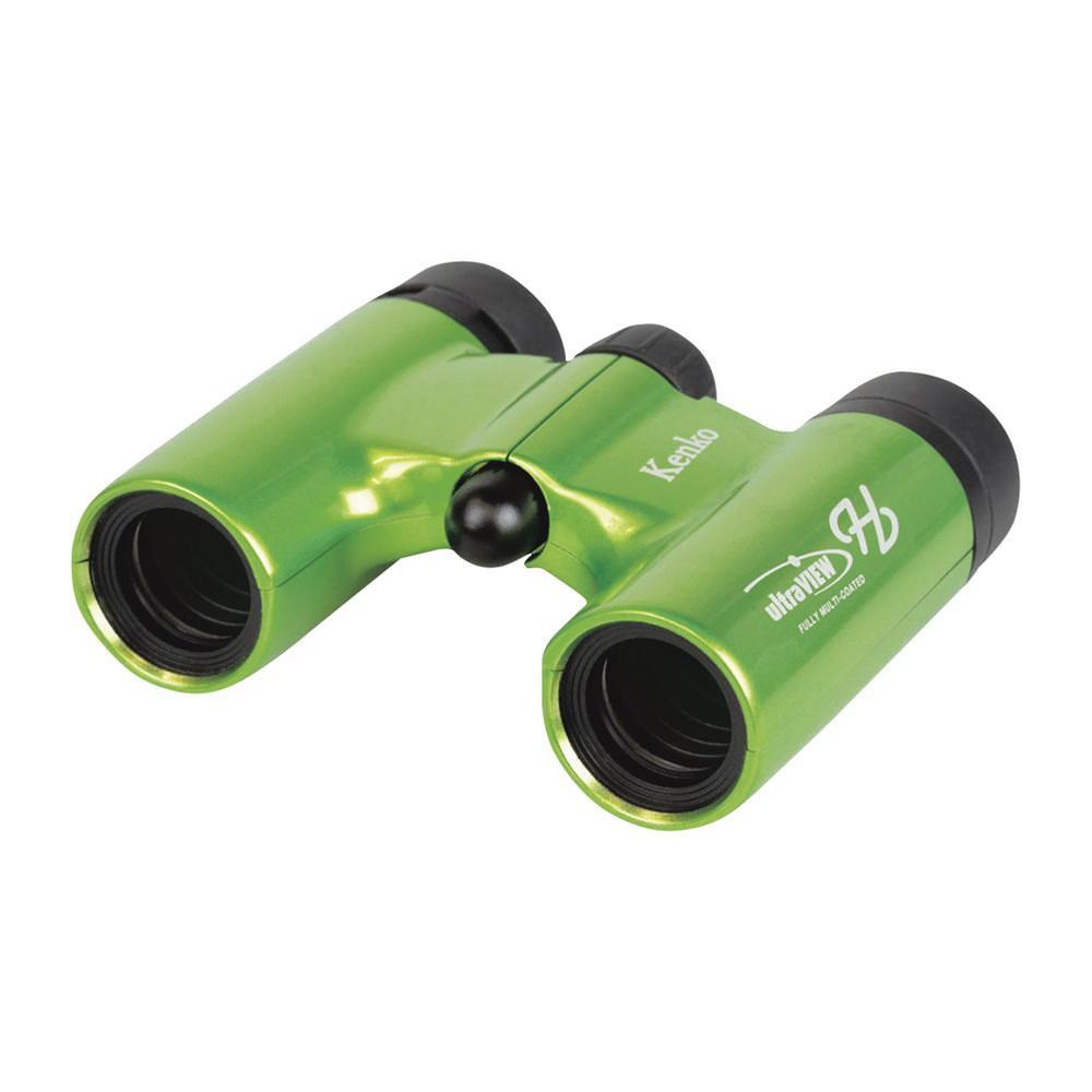 【クーポンあり】【送料無料】双眼鏡 ウルトラビューH 6×21DH FMC グリーン 071114