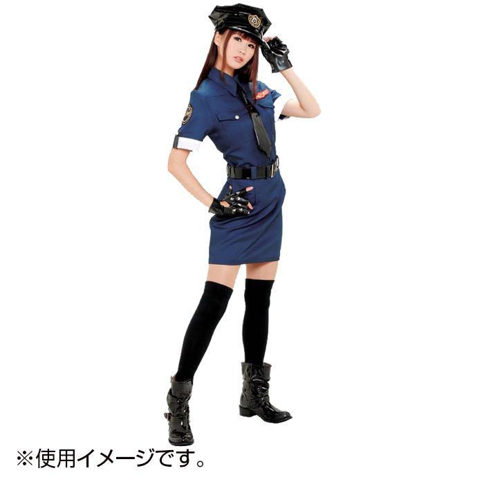 【クーポンあり】【送料無料】アウトローシリーズ・ポリスレディー MJP-601 パーティーや宴会での仮装におすすめ!