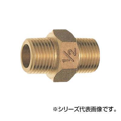 送料無料 青銅製の砲金六角ニップル クーポンあり T700-50 メーカー公式 砲金六角ニップル 付与 SANEI