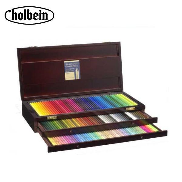 【クーポンあり】【送料無料】ホルベイン アーチスト色鉛筆 OP946 150色セット(木函入) 20946