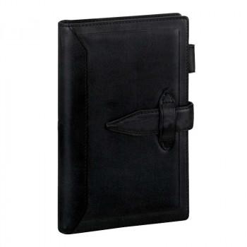 【クーポンあり】【送料無料】レイメイ藤井 ダ・ヴィンチグランデ ロロマクラシック システム手帳 聖書サイズ ブラック DB3011B