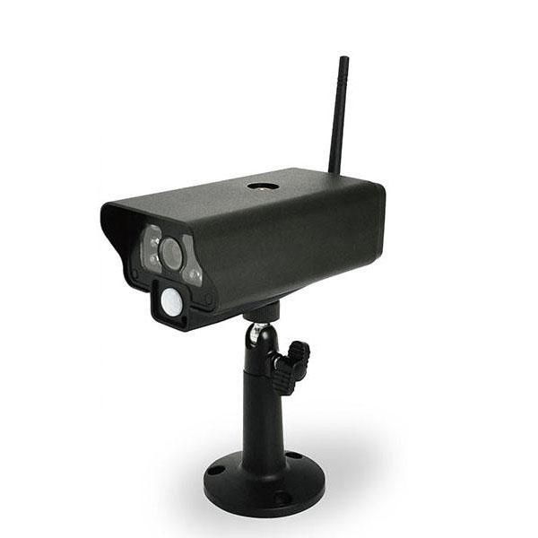 【クーポンあり】【送料無料】ELPA(エルパ) 増設用ワイヤレス防犯カメラ CMS-C70 1818600 増設用無線カメラ!合計4台まで増設可能。