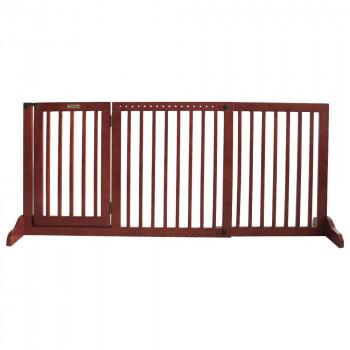【クーポンあり】【送料無料】シンプリープラス シンプリーシールド スプリーム 木製ゲート Mサイズ FWM02-M