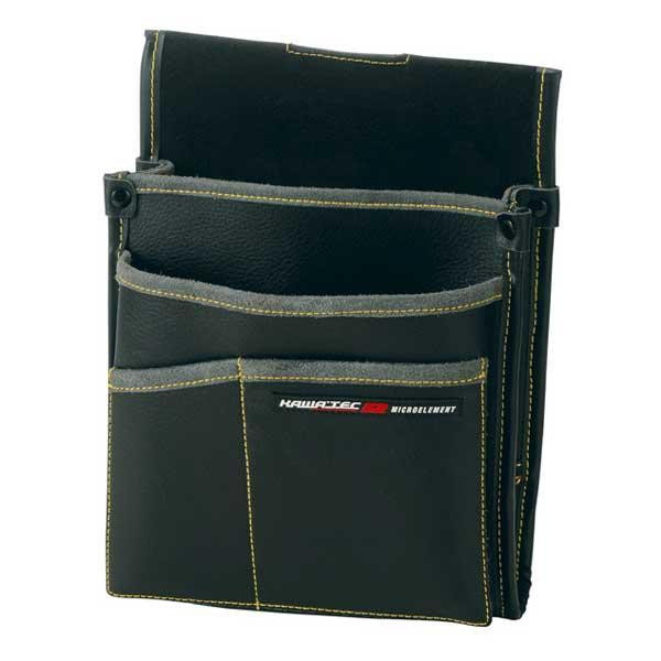 【クーポンあり】プロスター New Kw2 万能腰袋(L) KE-826B 本当に求められる機能と、ハードな耐久性を実現。