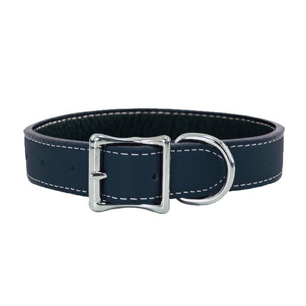 【クーポンあり】【送料無料】Auburn Leathercrafters トスカーナ本革カラー 60cm×3.2cm ブルー 16405 アメリカ老舗ブランドが手がけるレザーカラー。