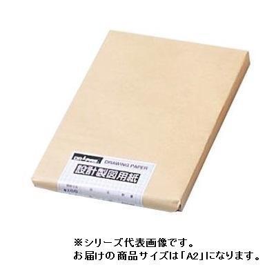 【クーポンあり】【送料無料】ドラパス ホワイトケント紙 A2 200