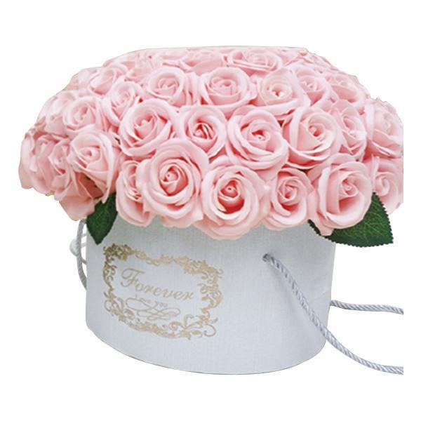 【クーポンあり】【送料無料】SAVON FLOWER アムール SBL-99 ピンク 石けんで出来たオシャレな花。