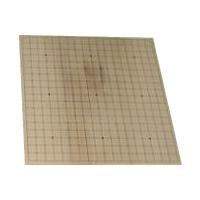 【クーポンあり】碁盤 折盤 新桂(アガチス) 5号 GB-A050 新桂(アガチス材)の折盤。