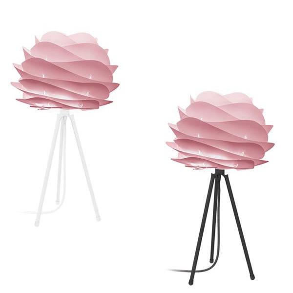 【クーポン有】【送料無料】ELUX(エルックス) VITA(ヴィータ) Carmina mini(カルミナミニ) トリポッド・テーブル ベビーローズ/バラの花に似た美しい形のライト。