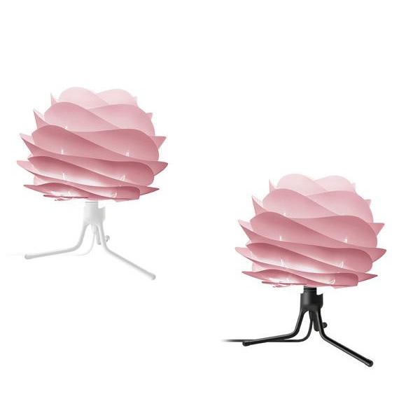 【クーポンあり】【送料無料】ELUX(エルックス) VITA(ヴィータ) Carmina mini(カルミナミニ) トリポッド・ベース ベビーローズ/バラの花に似た美しい形のライト。