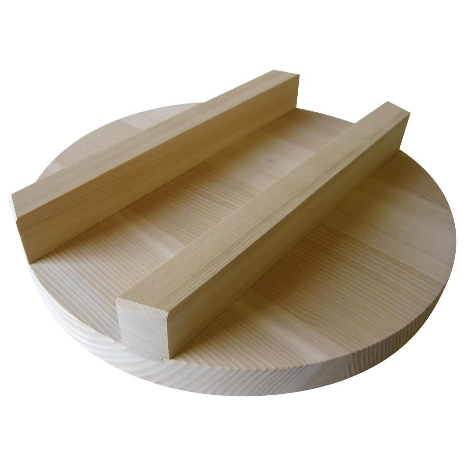 【クーポンあり】【送料無料】市原木工所 日本製 業務用 釜蓋 落し蓋 直径36cm 24356