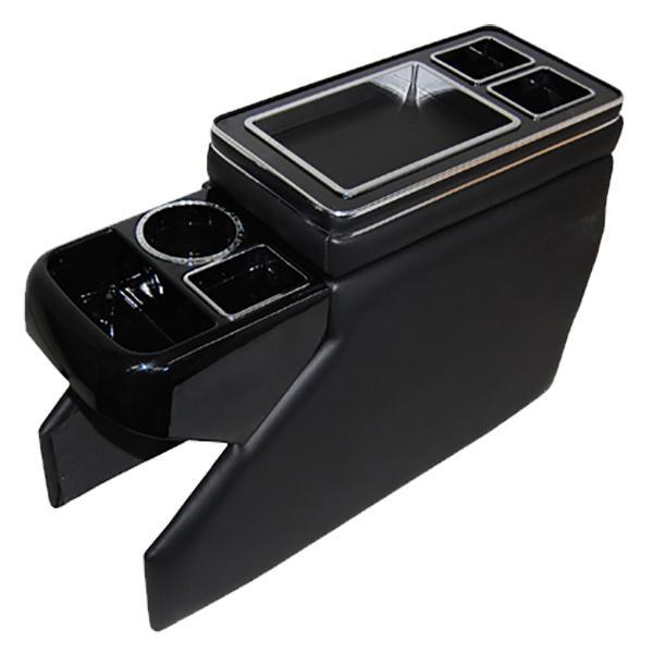 【最大ポイント20倍】【送料無料】シーエー産商 スマートコンソール ハイブリッド車対応 ブラック A-333 ミニバン カー用品 アクセサリー 自動車 小物入れ 収納 テーブル ドライブ ドリンクホルダー ポケット