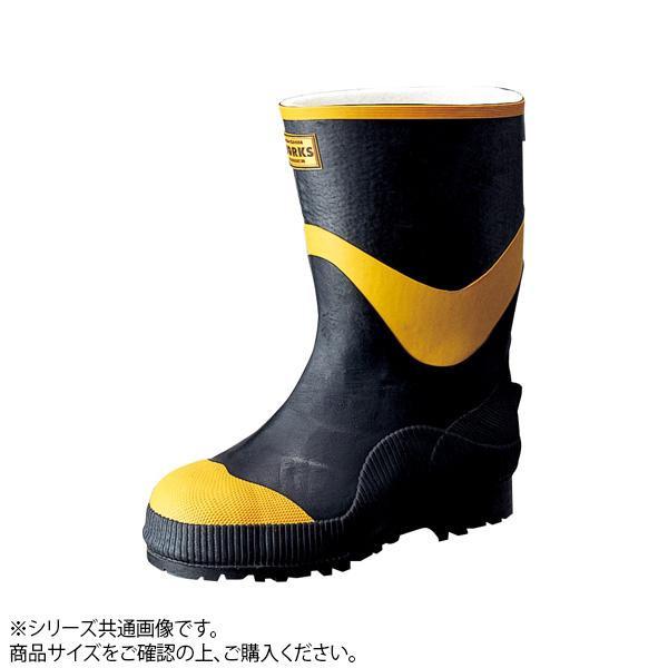 【クーポンあり】【送料無料】弘進ゴム フェルト安全半長F型 26.0cm A0026BH ゴム製の安全長靴です。