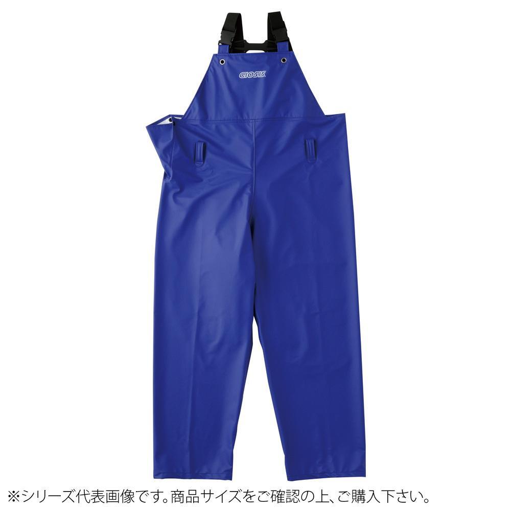 【大感謝祭】【クーポンあり】弘進ゴム ジオシス GP-302 胸付ズボン ネイビー 1L G0627AV 水産現場だけでなく農業・林業にも最適。