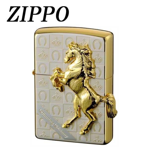 【クーポンあり】【送料無料】ZIPPO ウイニングウィニーグランドクラウン SG 立体的にきらめく、高級感溢れるジッポー。