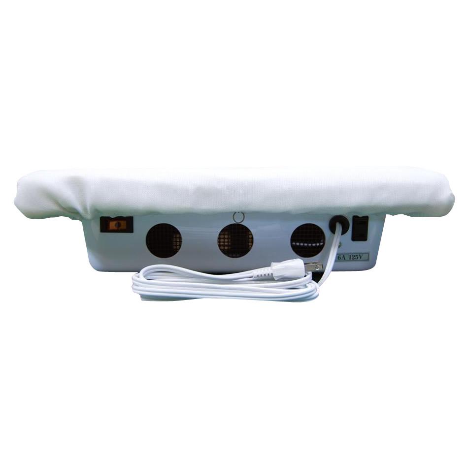 【クーポンあり】【送料無料】日本製 ベビープレッサー 807型 バキューム式アイロン台 15409 洋裁 プロ 裁縫 専門 服飾 接着芯 スチーム クリーニング シャツ 蒸気 吸引 衣類 テーラー
