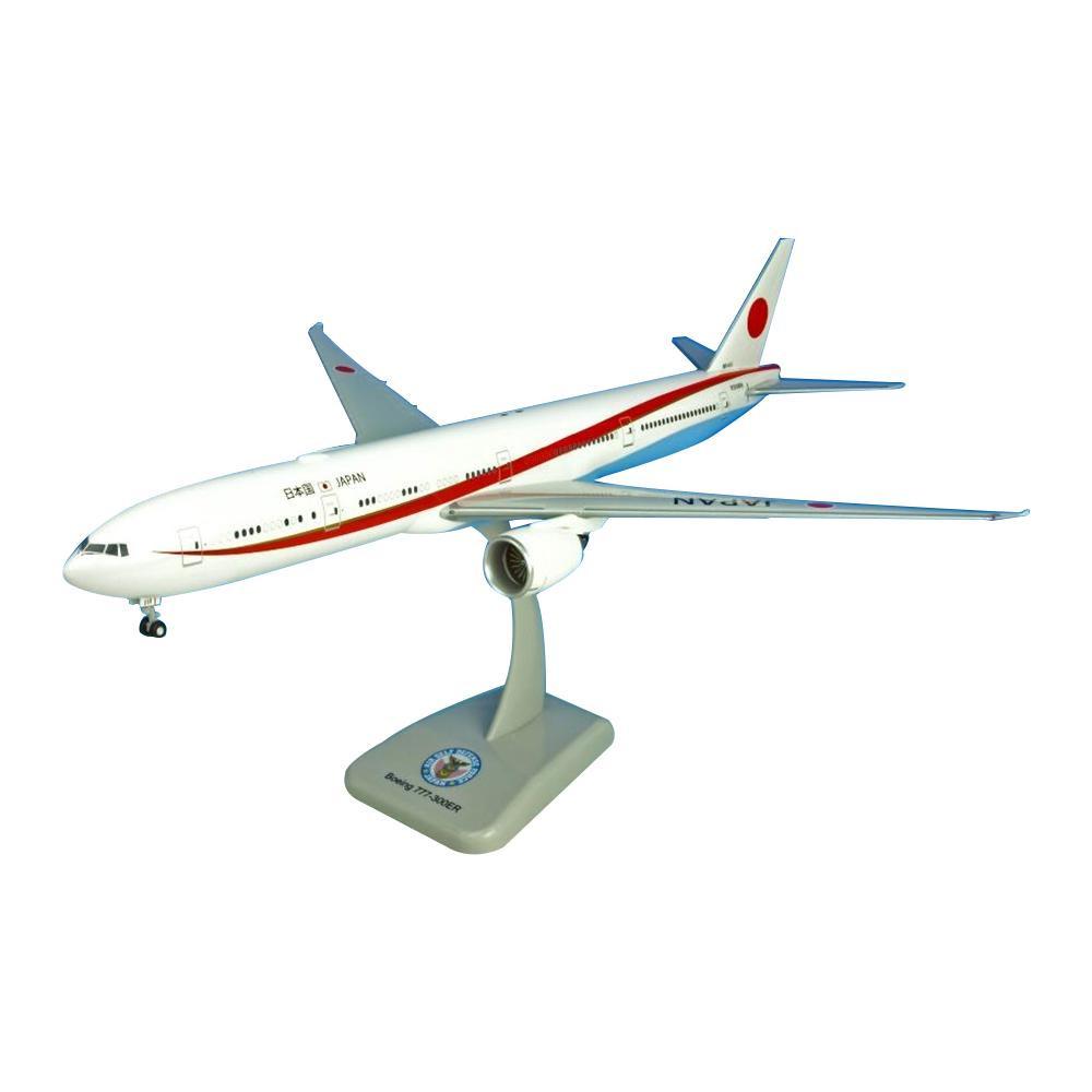 【送料無料】HoganWings/ホーガンウイングス B777-300ER 日本国政府専用機 1/200スケール 10604 ギフトやコレクションに♪