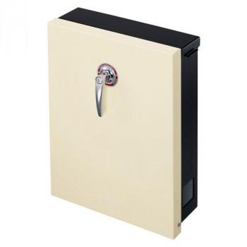 【クーポンあり】【送料無料】美濃クラフト かもんポスト LEAP リープ パステルクリーム LEP-PC 宝箱を開けるようなワクワク感を!