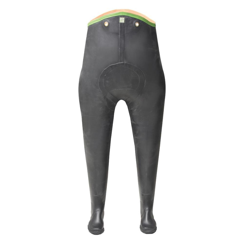 【クーポンあり】【送料無料】弘進ゴム 特胴付長 K型 24.5cm A0001AI オールゴム素材の丈夫な胴付長靴。