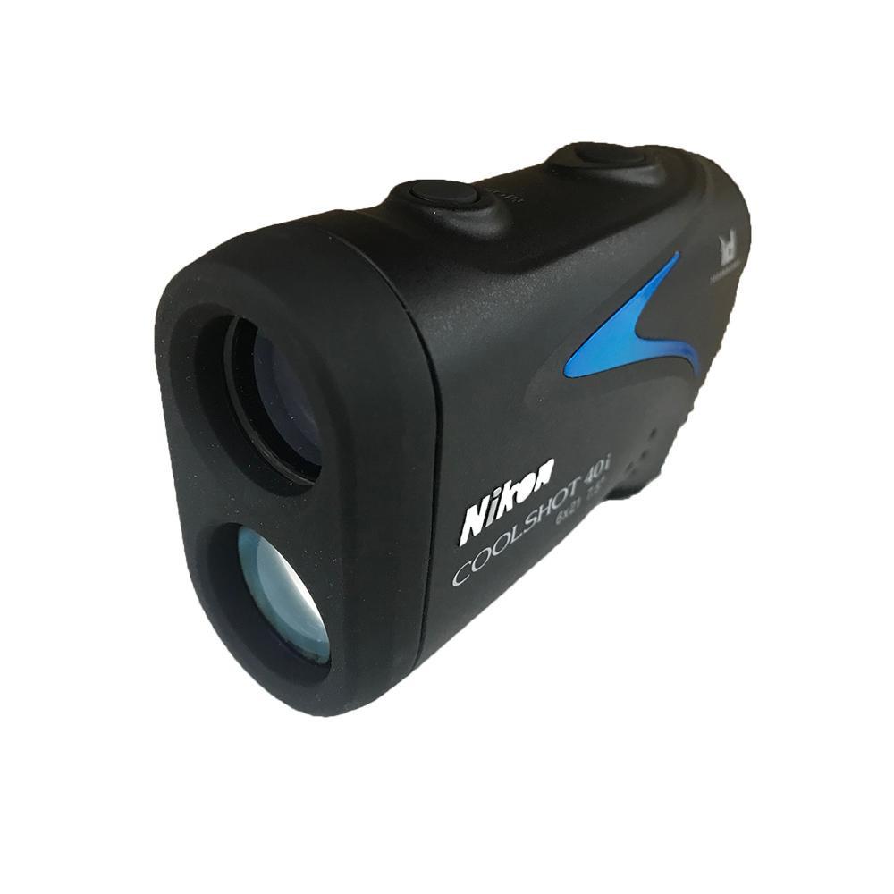 【ポイント10倍】【クーポンあり】【送料無料】Nikon(ニコン) ゴルフ用レーザー距離計 COOLSHOT クールショット40i 景品 測量 ショットナビ 黒 持ち運び ギフト 測定器 小型 ゴルフコンペ プレゼント 軽い