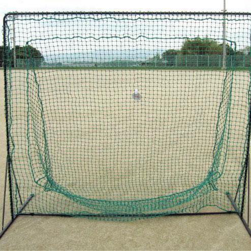 【クーポンあり】【送料無料】BX77-84セミワイドネット ミスターティーネット ティーバティング用ネット 練習用ネット 野球練習 打撃練習 野球 ソフトボール 硬式対応 練習ネット バッティングネット