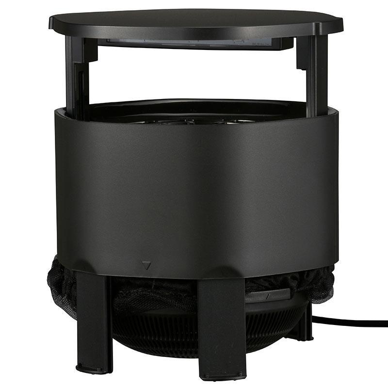 【送料無料】OHM UV LED捕虫器 5Wタイプ 据置式 屋内用 MUS-SPDC2