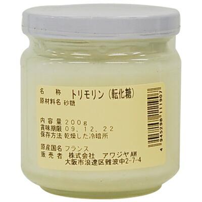 本物 秋の収穫祭 648円→598円 Jhc 200g 転化糖 トリモリン 安売り