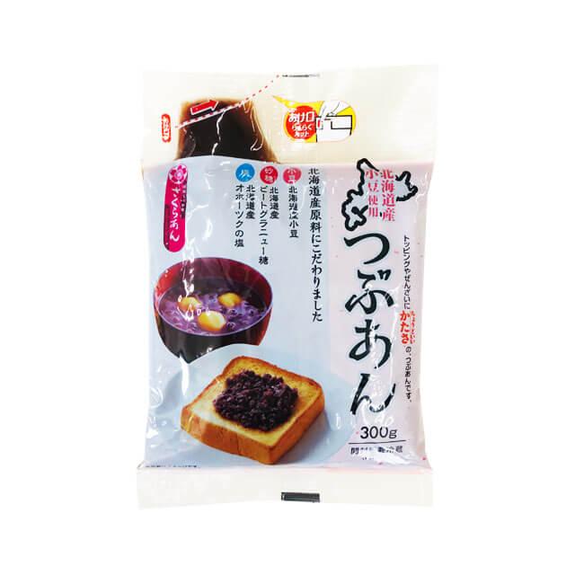谷尾食糧 さくらあん 北海道産小豆使用つぶあん 300g