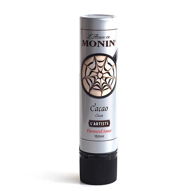モナン ラティストココア ソース 150ml クリアランスsale 海外並行輸入正規品 期間限定