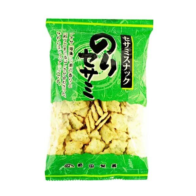 スピード対応 全国送料無料 前田製菓 のりセサミ 新着セール 70g