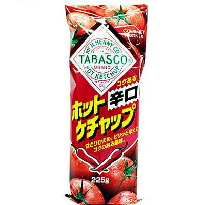 激安セール 正田醤油 タバスコホット辛口ケチャップ 225g 正規取扱店