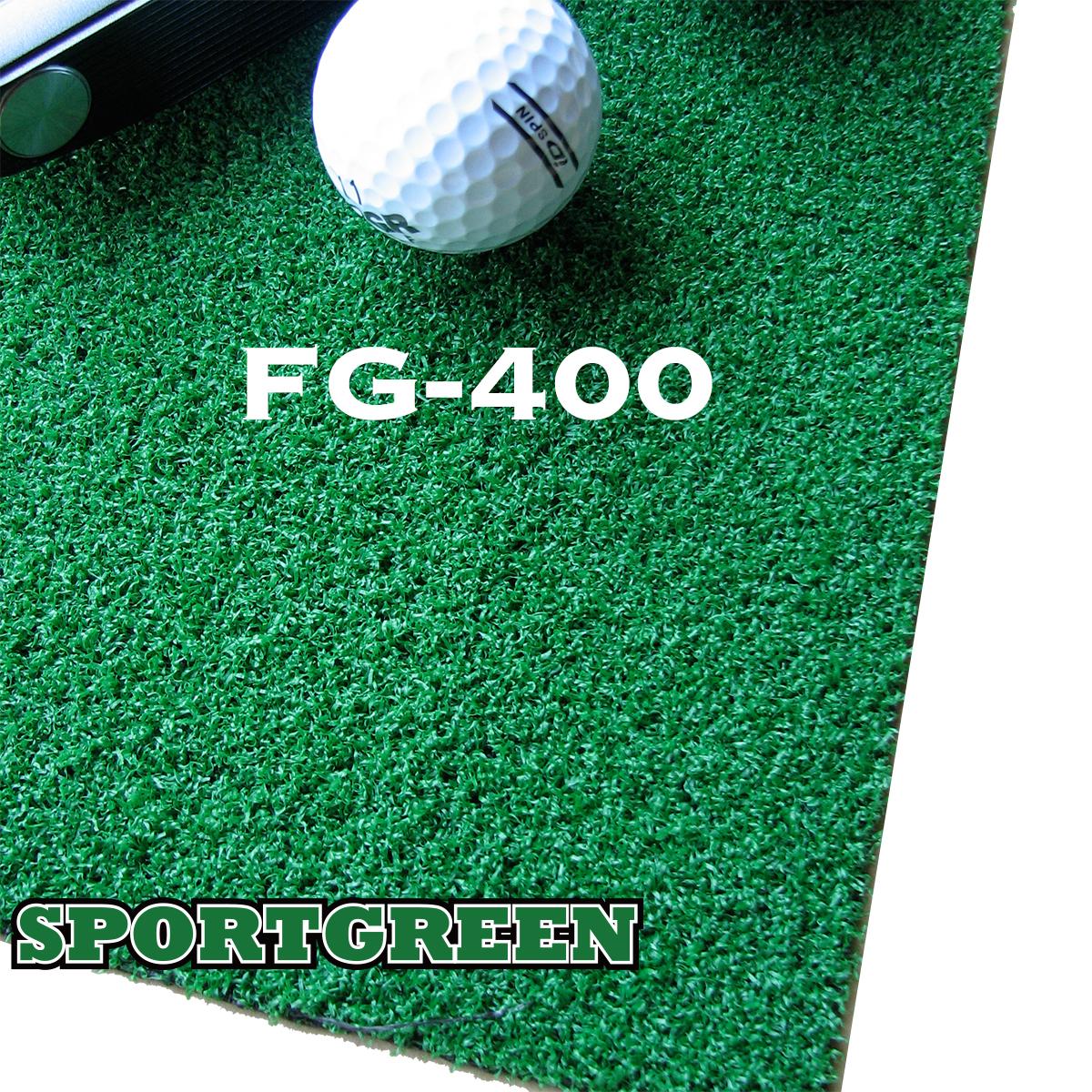 ゴルフ(パット)用人工芝[FG-400]182cm幅 1m単位で指定の長さにカットオフ【日本製】【パター練習・トレーニング用具・ゴルフ練習用具・パット練習器具】