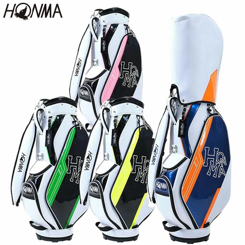 海外限定 激安卸販売新品 2021年春夏モデル HONMA ホンマ 本間 ゴルフ キャディ バッグ D1 日本正規品 ユニセックス モデル 2021年 CB12114