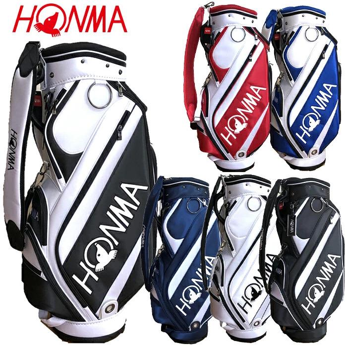 卓出 本間ゴルフ 公式キャディバッグ HONMA GOLF 本間 ゴルフ 70%OFFアウトレット スポーツタイプ 2021年モデル 日本正規品 CB-52007 カートバッグ バッグ キャディ
