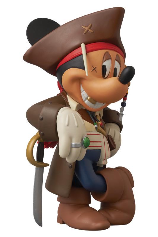 VCD MICKEY MOUSE (JACK SPARROW Ver.2.0)【Disneyzone】
