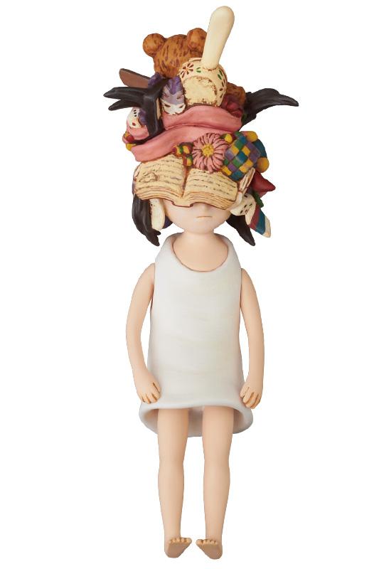 VCD 髪飾りの少女