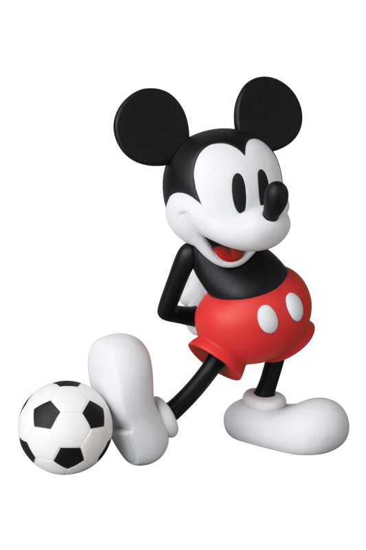 VCD MICKEY MOUSE WITH FOOTBALL(NORMAL)