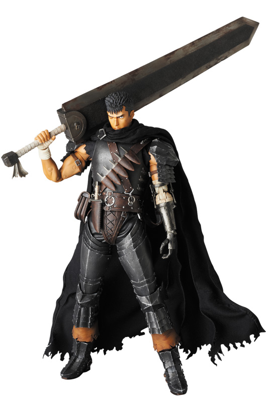 RAH ガッツ 黒い剣士Ver.