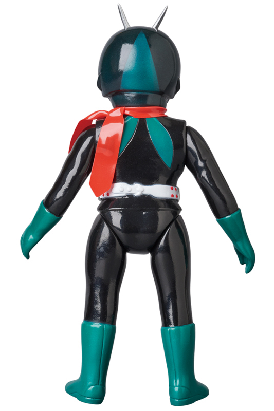 Kamen Rider 1 (Sakurajima Ver.) Middle size《Planned to be shipped in late January 2018》