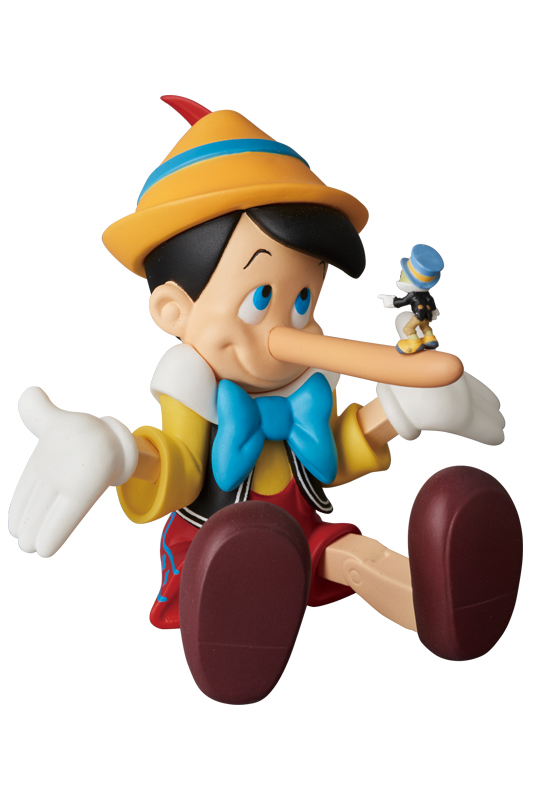 THE WONDER-TALETHE WHOLE WORLD LOVES! UDF PINOCCHIO ピノキオ(長い鼻 Ver.)《2019年12月発売予定》